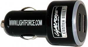 USB-laddare Lightforce  1